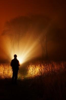 A Beautiful Light in a Dark World