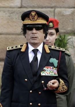 Muanmar Gaddafi