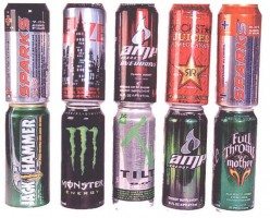 Energy Drinks - Linked to 7 Deaths