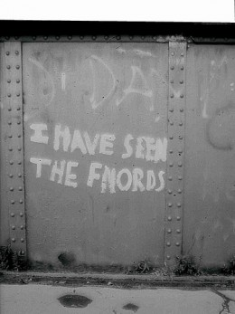 Anarchy Bridge 1982