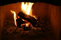 Building Your Own Outdoor Fireplace - DIY Part 2