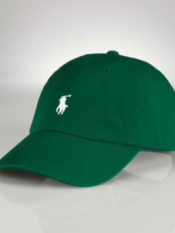 Birthday Gifts for Boyfriends - Customizable Ralph Lauren Polo Chino Baseball Cap for $30