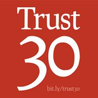 #Trust30