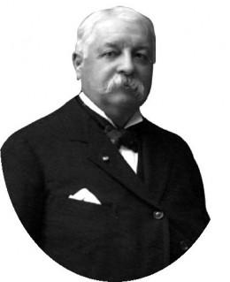 Camille Blanc around 1915