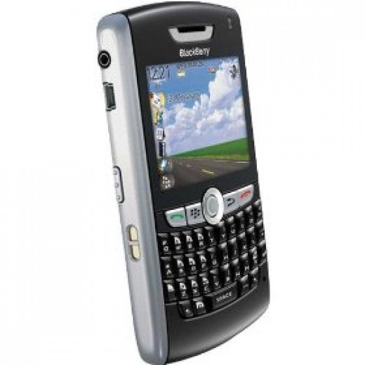 Research In Motion BlackBerry 8800 Smartphone - Unlocked