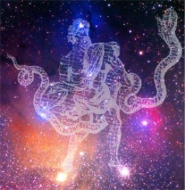 Ophiuchus in the Sky
