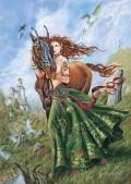 Rhiannon: A Welsh Celtic Goddess