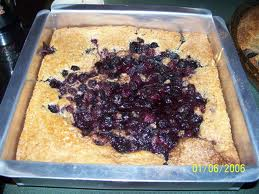 Pearberry Cobbler