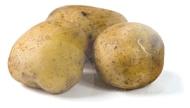The luscious potato.