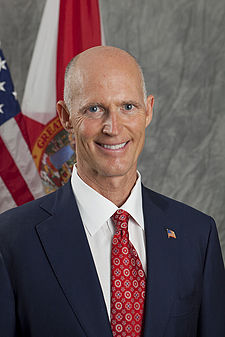GOVERNOR RICK SCOTT - 45th Governor of Florida