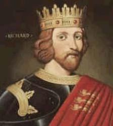 """Richard I, """"The Lionhearted"""""""