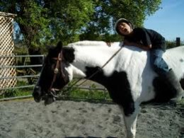 Bareback Riding is Fun, and Strengthens Trust!