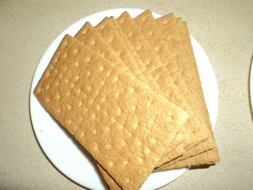 Graham Crackers for Mango Float