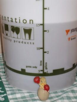 A big bucket of mead
