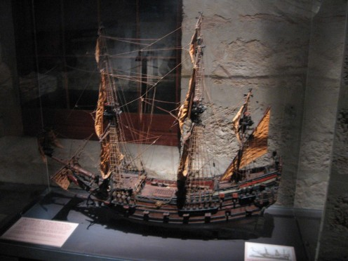 Model of the Batavia