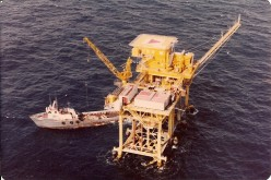 Working Offshore, or How I Became a Young Man