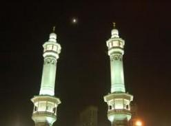 Going to Makkah