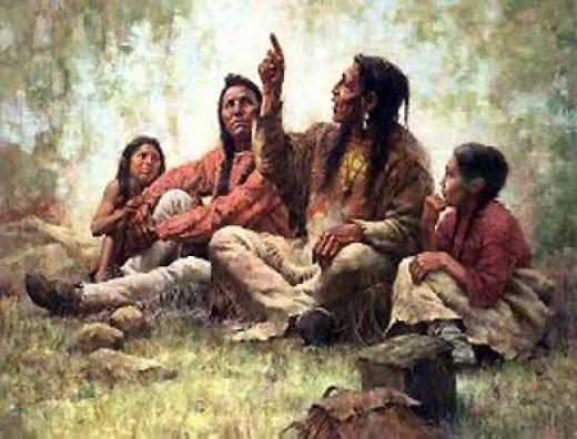 Native American Story