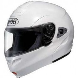 Modern modular helmet with interchangeable visors.