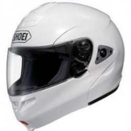 Modern modular helmet with interchangeable visors.