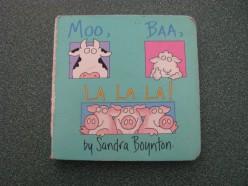 A well worn Moo, Baa, La La La
