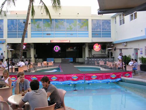 The Clevelander during the day