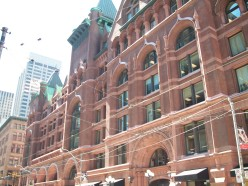 The Confederation Life Building, Toronto