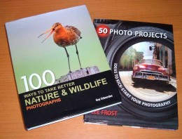 Photography books can be a great source if artist reference