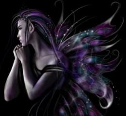 Gothic Fairy By: Jade Penguin