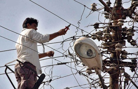 Putting up illegal connection