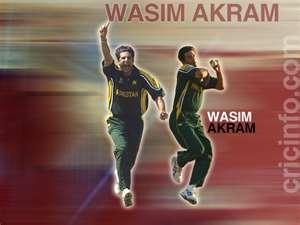 Wasim Akram: Sultan of Swing