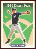 Investment Guide: Derek Jeter Rookie Cards