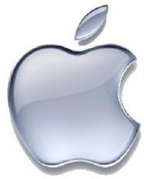 Apple Computer's Logo Now