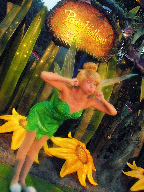 Tinkerbell By FaithTrustandPixieDust