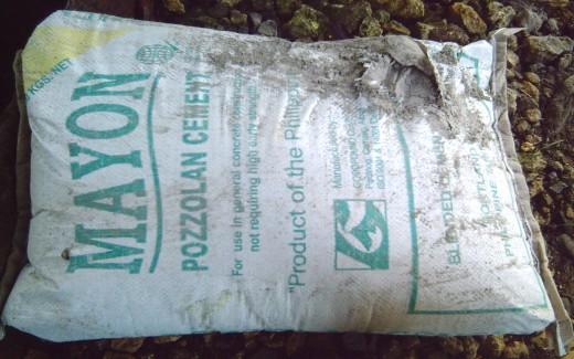 Pozzolan cement by Travel Man (June 4, 2011)