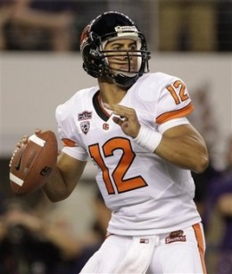 QB Ryan Katz (Oregon State)