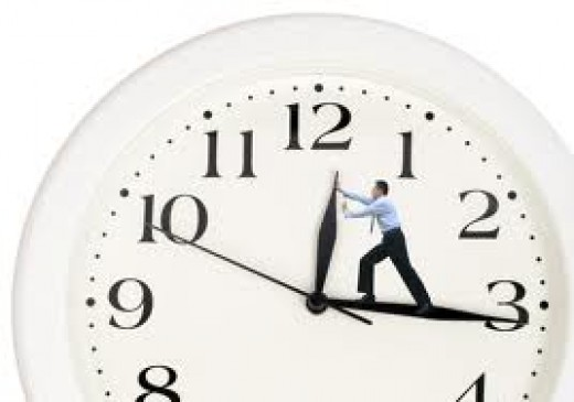 Manage Your Time and Gain Self Respect