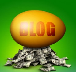 How to Make Money with a Blog WITHOUT Trying to Make Money