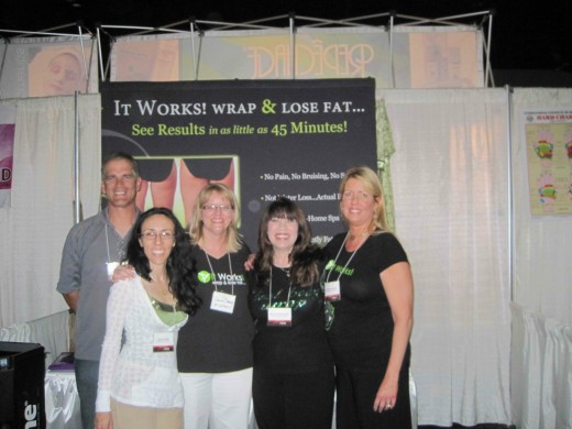 --2010 Premiere Hair and Beauty Expo Exhibitor -- www.BetterLifeBodyWrap.com