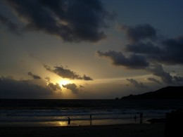 Rainy season trip to Patong Beach, Phuket, Thailand