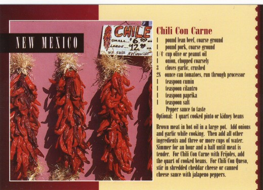 New Mexico Chili Ristras