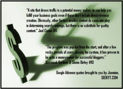 What Is Google AdSense - Quotes