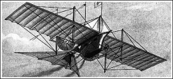 John Stringfellow's  Flying Machine
