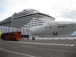 A Cruise on the MSC Cruise Ship Splendida