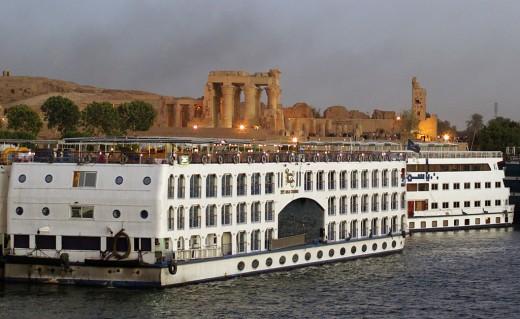 Nile Cruise Boat