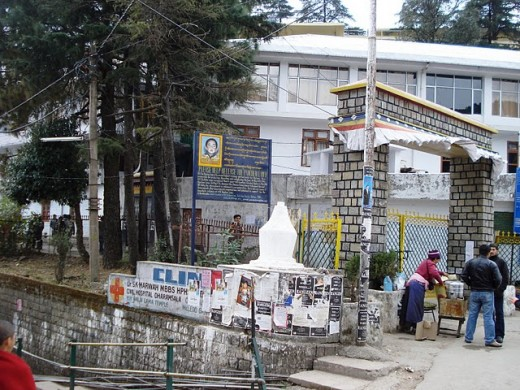 Dr. SK Marwah MBBS Civil Hospital in Dharamshala.