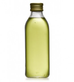Grapeseed oil, easy to find in your grocery store