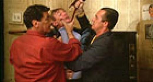 Goodfellas- Tony Scirico as Tony Sacks