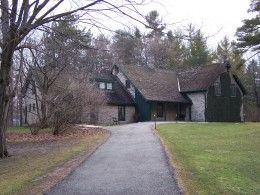 Woodside, Kitchener, boyhood home of William Lyon Mackenzie King, Canada's longest-serving Prime Minister