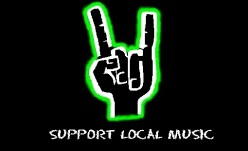 Support Your Local Music